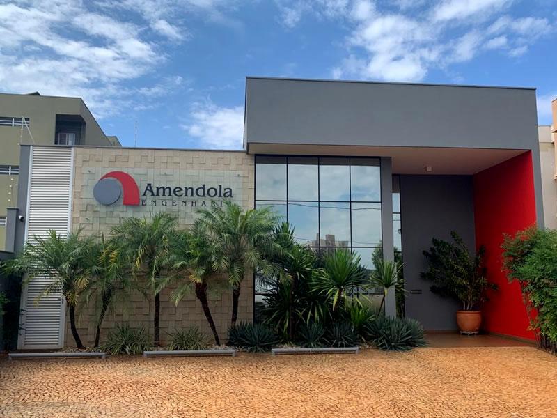Amendola Engenharia Steel Framing Ribeirão Preto